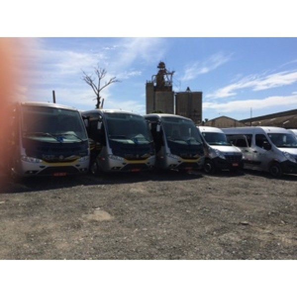 Aluguéis de Micro ônibus Melhor Preço em Itapark - Aluguel de Micro ônibus no ABC