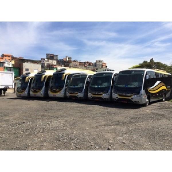 Aluguéis de Micro ônibus no Jardim Rossin - Aluguel de Micro ônibus em Diadema