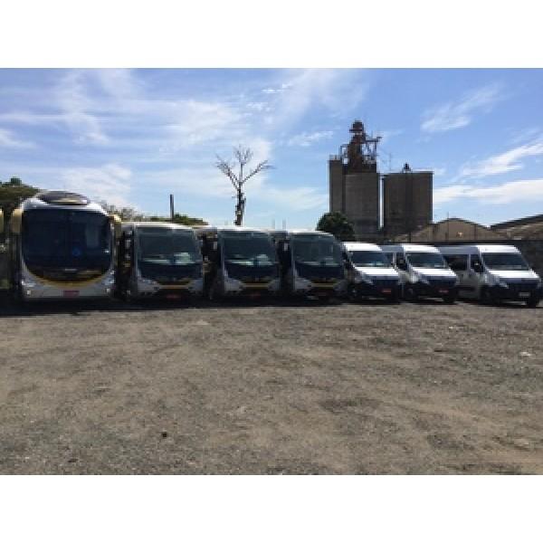 Aluguéis de Micro ônibus Preço na Ponte de Campinas - Aluguel de Micro ônibus em SP