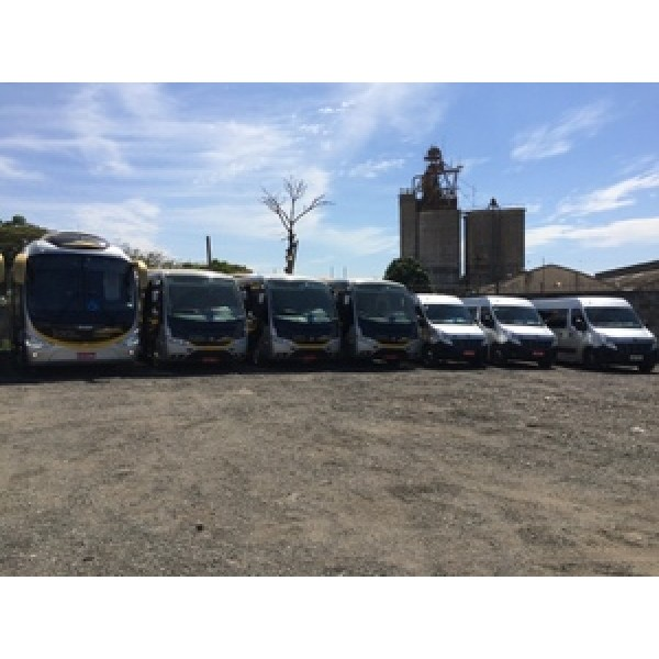 Aluguéis de Micro ônibus Preço no Jardim Novo Lar - Aluguel de Micro ônibus na Zona Sul