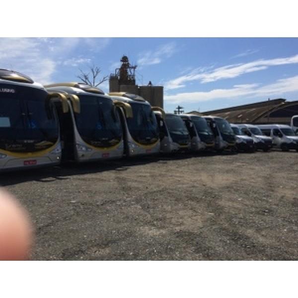 Aluguéis de Micro ônibus Preços no Parque São George - Aluguel de Micro ônibus em Diadema