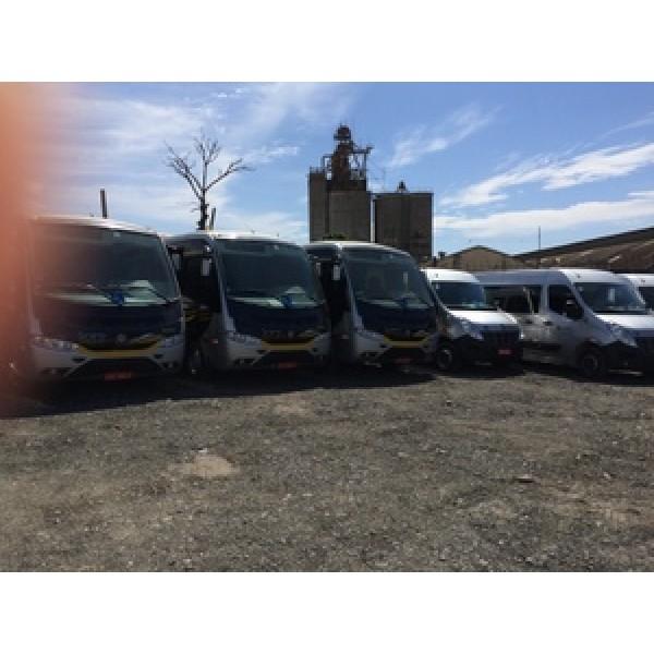 Aluguéis de Micro ônibus Valores no Jardim Nova Vitória - Aluguel de Micro ônibus em Santo André