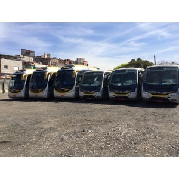 Aluguel de ônibus Valores no Jardim da Serra - Aluguel de ônibus para Viagem