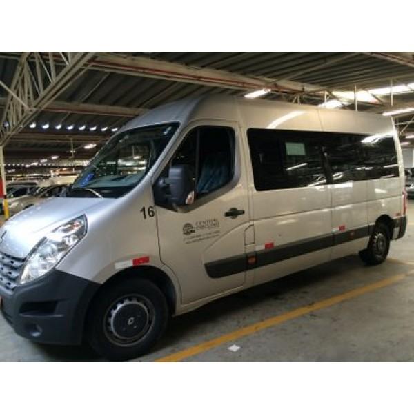 Aluguel de Vans com Motoristas na Vila Aparecida - Aluguel de Van SP Preço