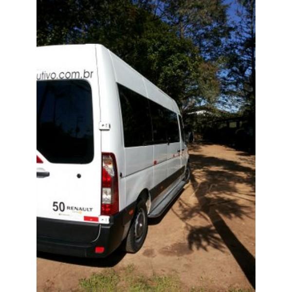 Aluguel de Vans na Ilha do Bororé - Aluguel de Van em Campinas