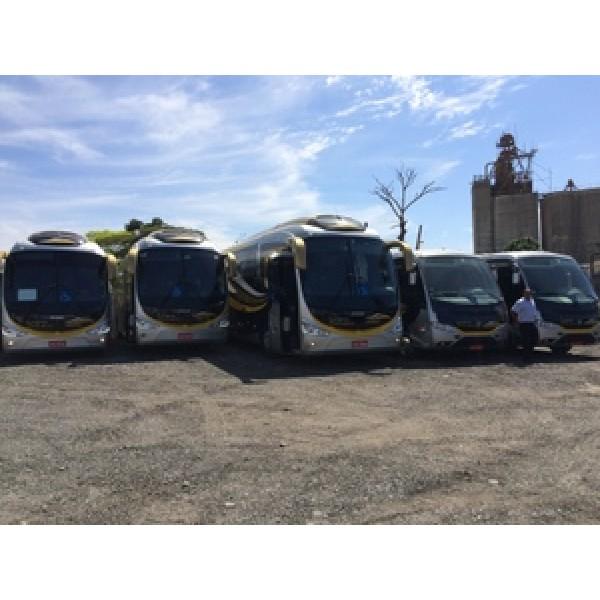Aluguel Micro ônibus Melhores Preços na Chácara Maria Trindade - Aluguel Micro ônibus Preço