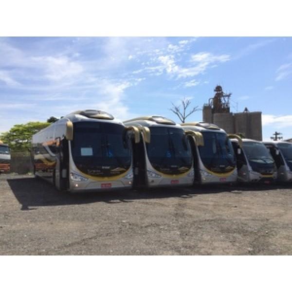 Aluguel Micro ônibus Onde Achar no Jardim Aquárius - Micro ônibus para Aluguel