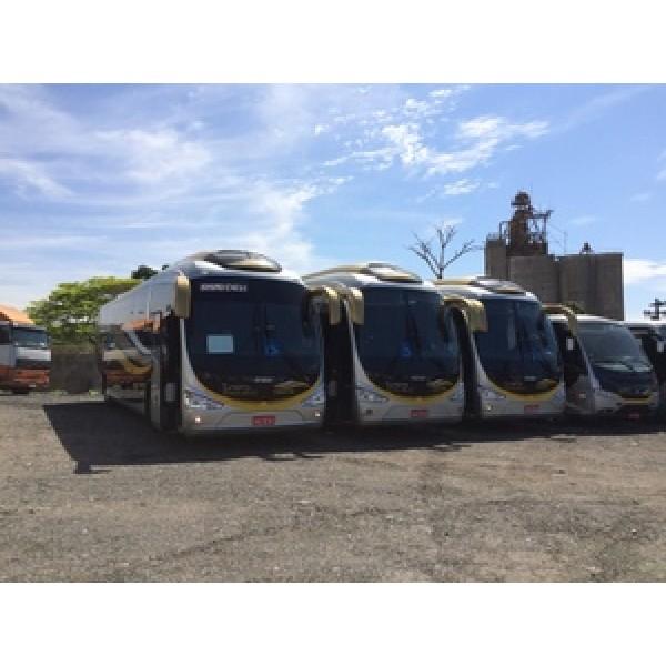 Aluguel Micro ônibus Onde Contratar no Morro José Menino - Aluguel de Micro ônibus em Barueri