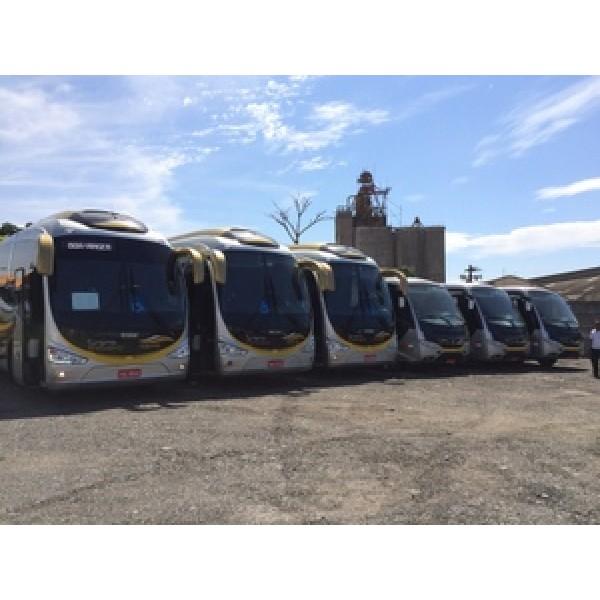 Aluguel Micro ônibus Onde Encontrar na Vila Santo Amaro - Empresa de Aluguel de Micro ônibus