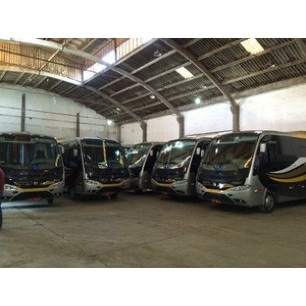 Aluguel Micro ônibus Preço no Jardim Maria Antônia Prado - Empresa de Aluguel de Micro ônibus