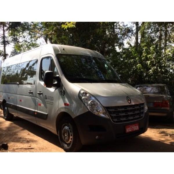 Aluguel Van com Motorista na Água Azul - Van para Turismo