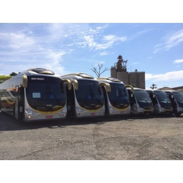 Empresa Aluguel Micro ônibus na Chácara Seis de Outubro - Empresa de Aluguel de Micro ônibus