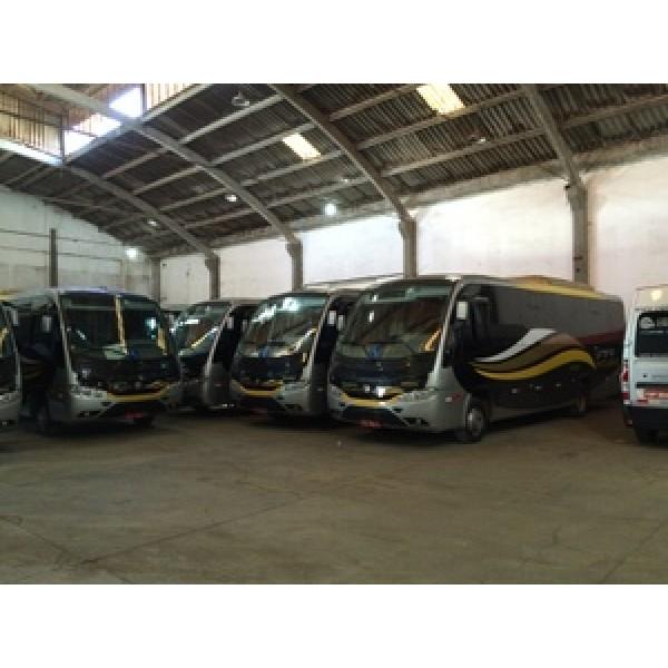 Empresa de Aluguel de Micro ônibus no Jardim Rosana - Aluguel de Micro ônibus em São Caetano