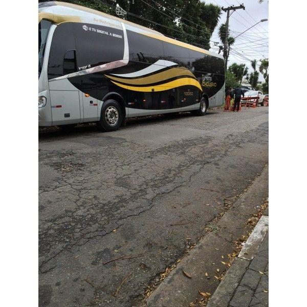 Empresa de Micro ônibus na Vila Rosaria - Locação Micro ônibus