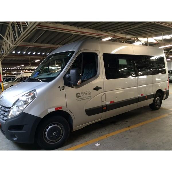 Empresa de Translado para o Aeroporto na Chácara Maria Trindade - Translado com Van
