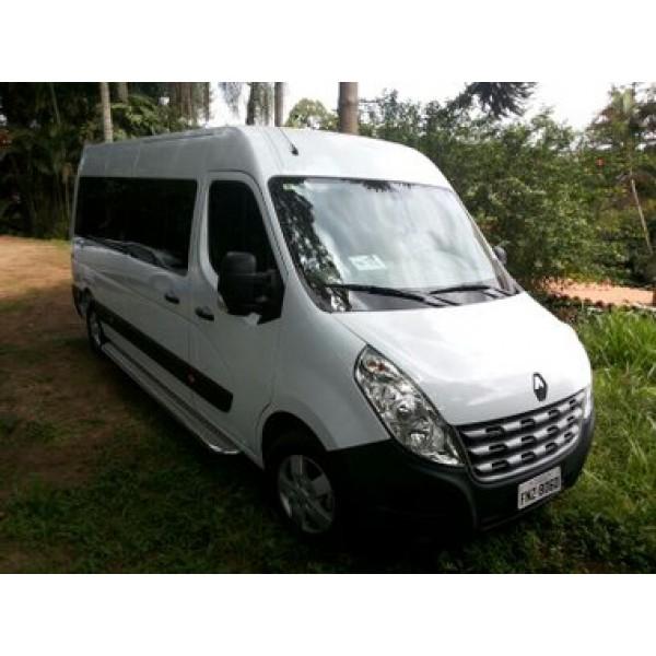 Empresa de Vans no Jardim Jeriva - Van com Motorista