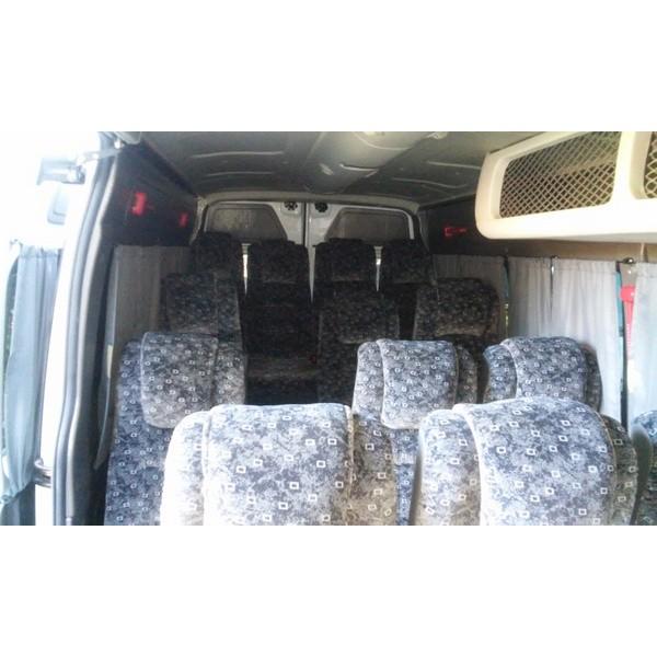 Empresa para Locação de Van no Jardim Maringá - Vans para Locação com Motorista