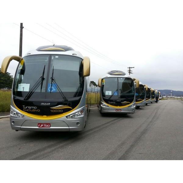 Empresas de Locação de ônibus na Boa Vista - Fretamento ônibus