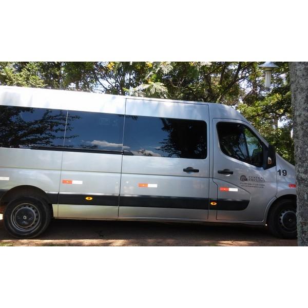Empresas de Translado para o Aeroporto na Vila Cretti - Translado com Van