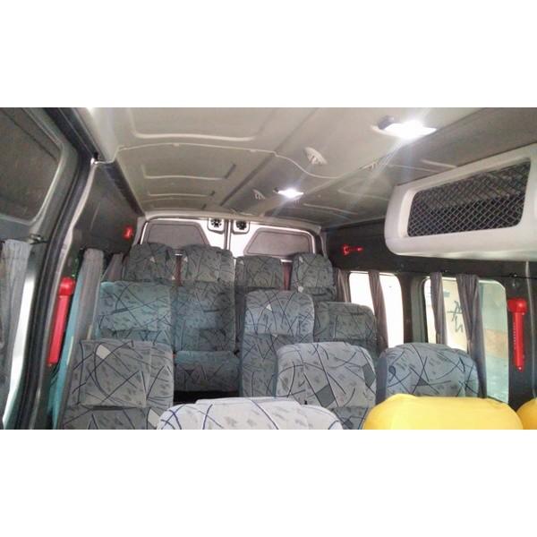 Locação de Vans com Motorista na Vila Haddad - Locação de Vans com Motorista