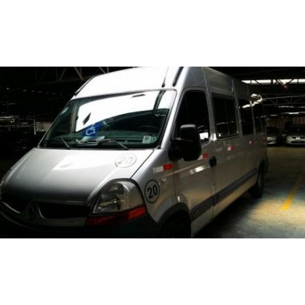 Locação de Vans Preço no Alto da Boa Vista - Aluguel de Van em Santo André