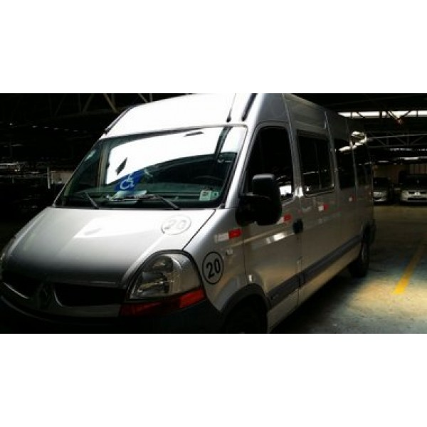 Locação de Vans Preço no Parque Itajaí - Aluguel de Vans com Motorista SP