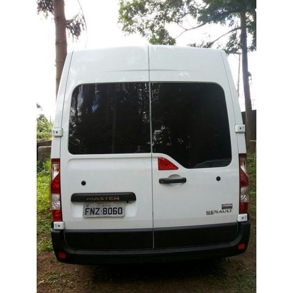 Locação Van no Jardim Ricardo - Locação de Vans com Motorista