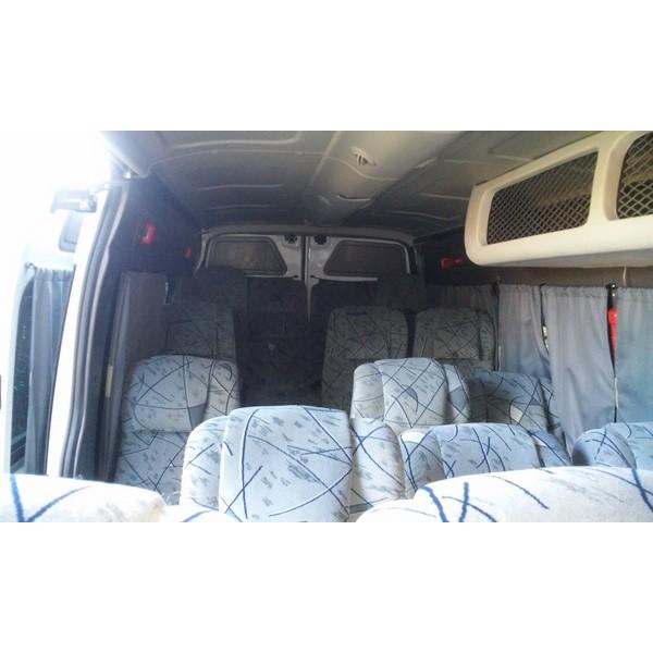 Locações de Van na Cocaia - Locação de Vans com Motorista