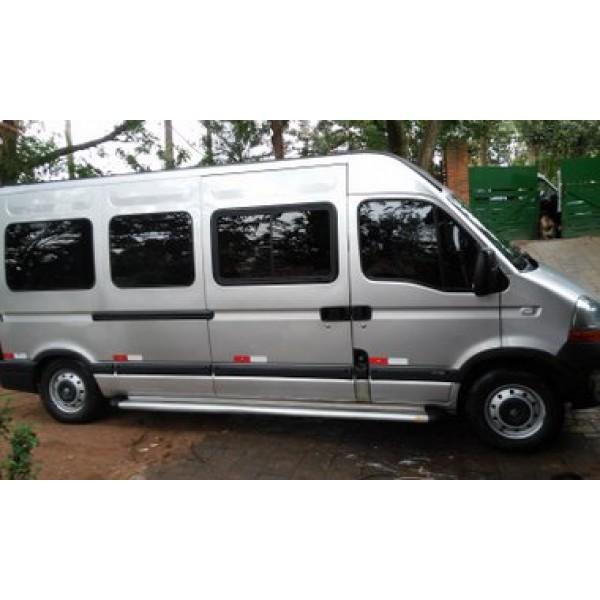 Locadora de Vans em Cristais - Van com Motorista