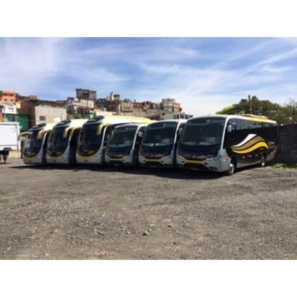 Micro ônibus para Aluguel Melhor Preço na Chácara Aeroporto - Aluguel de Micro ônibus na Zona Oeste