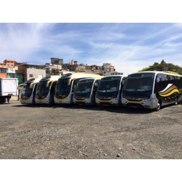 Micro ônibus para Aluguel Onde Contratar no Jardim Vale Paraíso - Aluguel de Micro ônibus em Diadema