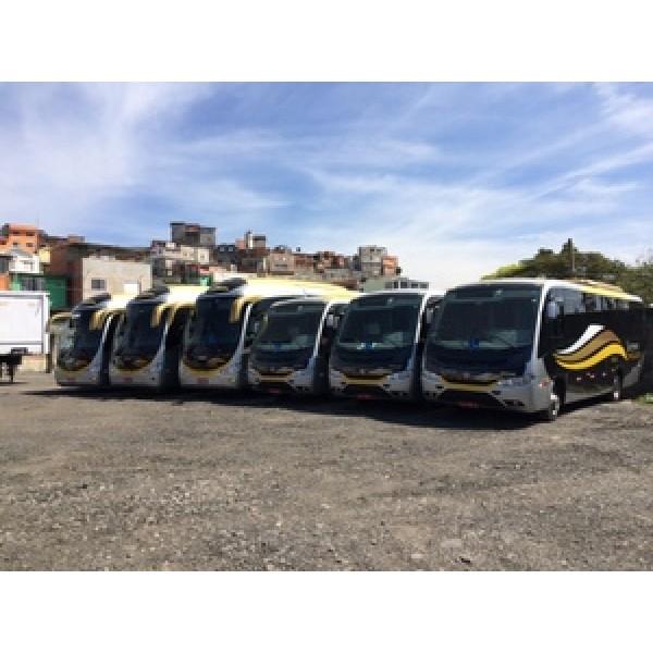 Micro ônibus para Aluguel Onde Encontrar no Rancho Alegre - Empresa de Aluguel de Micro ônibus