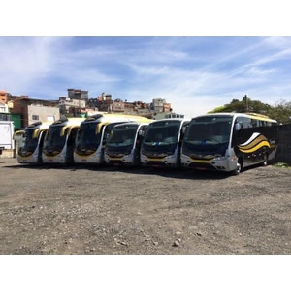 Micro ônibus para Aluguel Preço Baixo no Jardim Sílvia - Micro ônibus para Aluguel