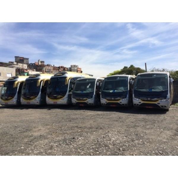 Micro ônibus para Aluguel Valor no Bairro Santa Cruz - Aluguel de Micro ônibus em Diadema