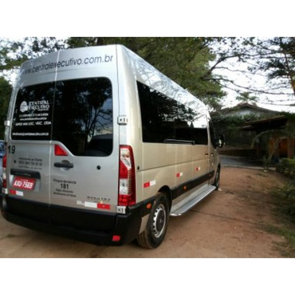Onde Achar Locadora de Vans no Morro Caneleira - Aluguel de Van em Santo André