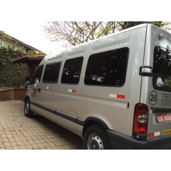 Onde Achar Vans para Alugar com Motorista no Jardim Tarumã - Aluguel de Van em Santo André