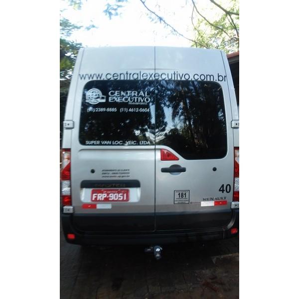 Preciso Fazer um Aluguel de Vans Executivas em Roseira - Empresa de Micro ônibus