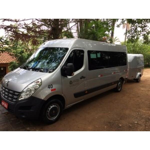 Preço da Locação de Vans no Jardim Fugiara - Van para Transporte de Passageiros