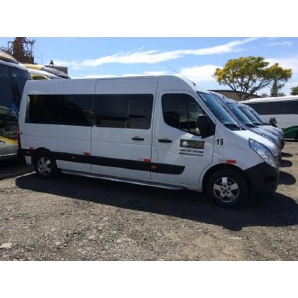 Preço da Van no Tanque - Aluguel de Vans São Paulo