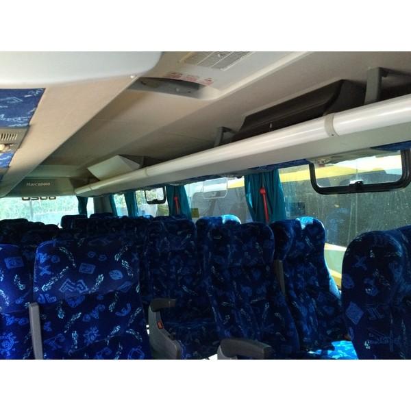 Preço do Serviço de Locação de ônibus em Cristais - Locação de ônibus em Barueri