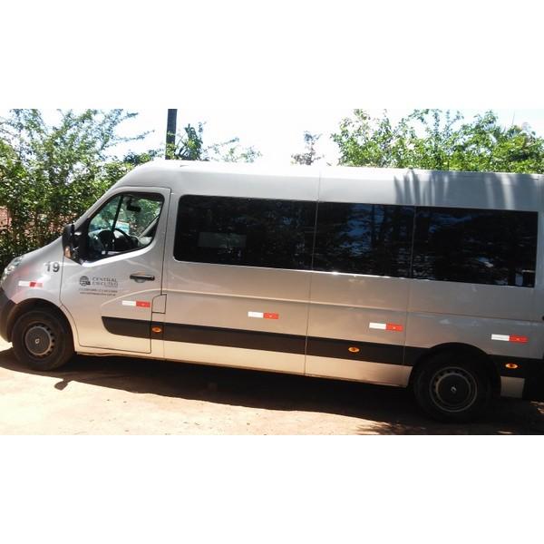 Qual o Preço de um Transporte Corporativo no Estância Mirim - Micro ônibus para Alugar