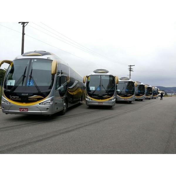 Serviço de Locações de ônibus no Jardim Tereza - Locação de ônibus em São Bernardo