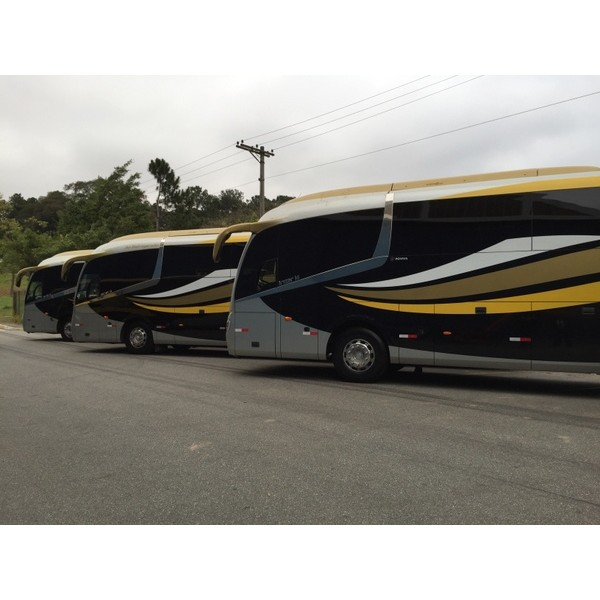 Serviço de Locações ônibus na Anhanguera - Locação de ônibus em São Bernardo
