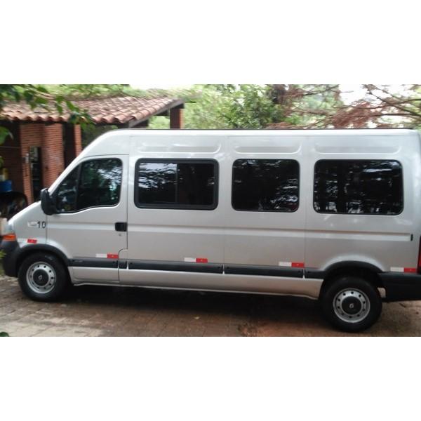 Serviço de Translado no Jardim Santo André - Translado com Van