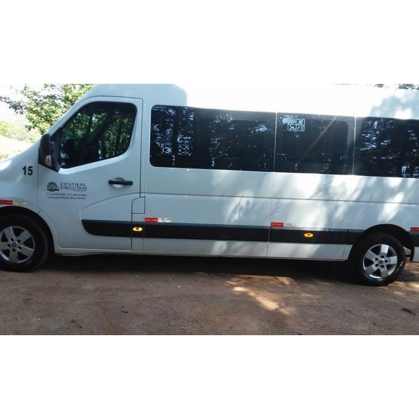 Serviços de Translado no Alto da Riviera - Translado de Van