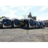 Aluguéis de Micro ônibus onde achar no Bangú