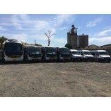Aluguéis de Micro ônibus preço na Chácara Maria Trindade