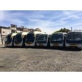 Aluguel de ônibus de turismo no Jardim Marciano