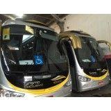 Aluguel de ônibus de turismo onde achar na Agapeama