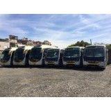 Aluguel de ônibus de turismo preço em Picanço